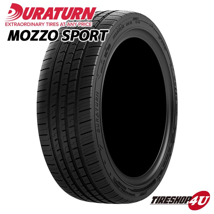 送料無料 新品 タイヤ 225/35R20 MOZZO SPORT ラジアルタイヤ モッツォ サマータイヤ 単品 DURATURN TIRES デュラターンタイヤ 225/35-20