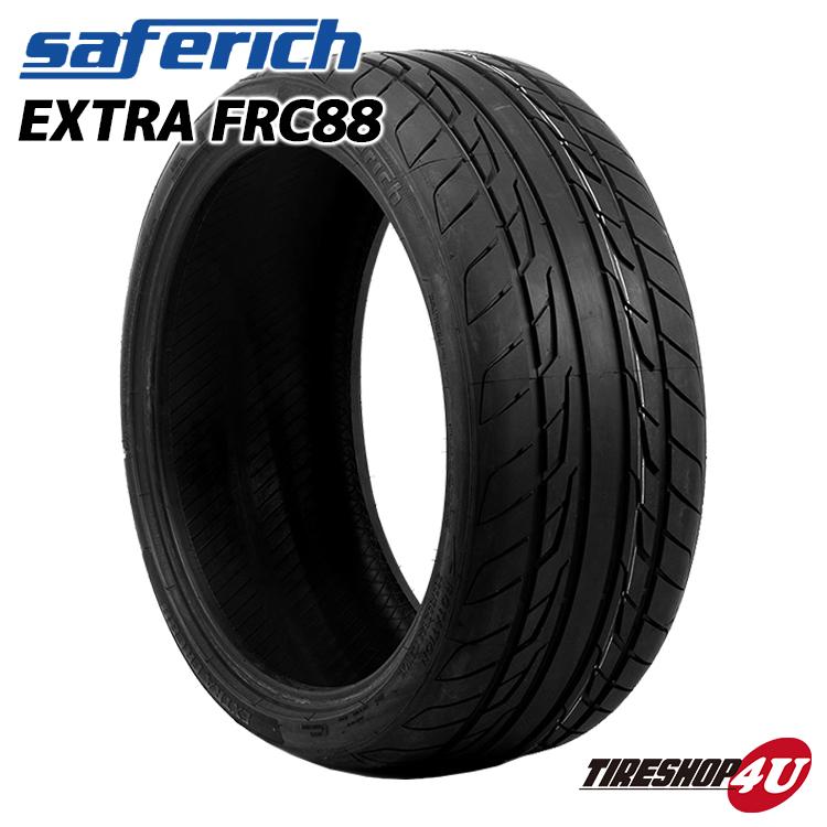 残り4本のみ 処分特価 2017年製 送料無料 新品 タイヤ SAFERICH EXTRA FRC88 305/45R22 118W XL 単品 サマータイヤ ラジアルタイヤ セーフリッチ 305/45-22 4本単位でのみ販売
