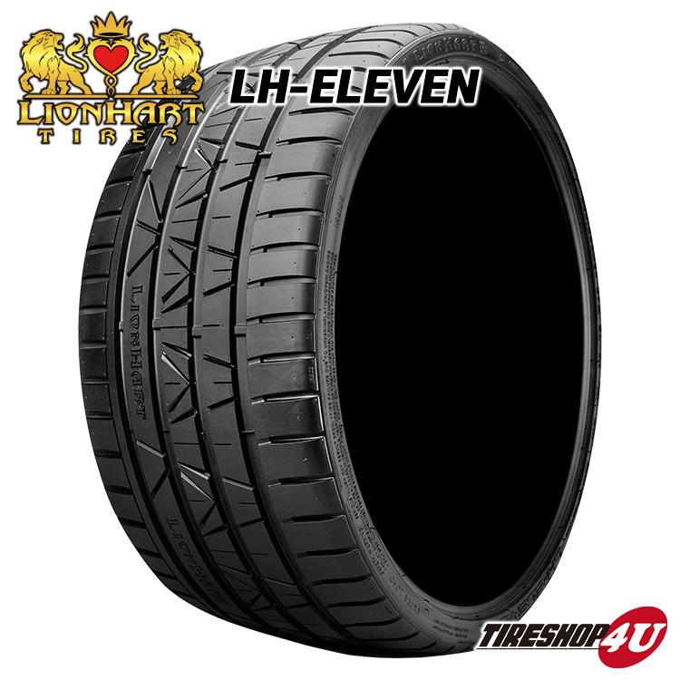 送料無料 新品 タイヤ ライオンハート LH11 225/30R22 サマータイヤ LION HART TIRES LH-ELEVEN 単品 225/30-22