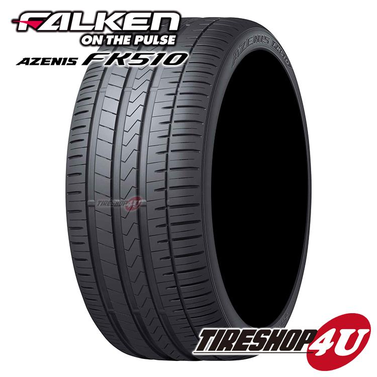 取付対象 送料無料 FALKEN AZENIS FK510 235/45R18 ファルケン アゼニス 新品 タイヤ 1本価格 サマータイヤ ラジアルタイヤ 235/45-18