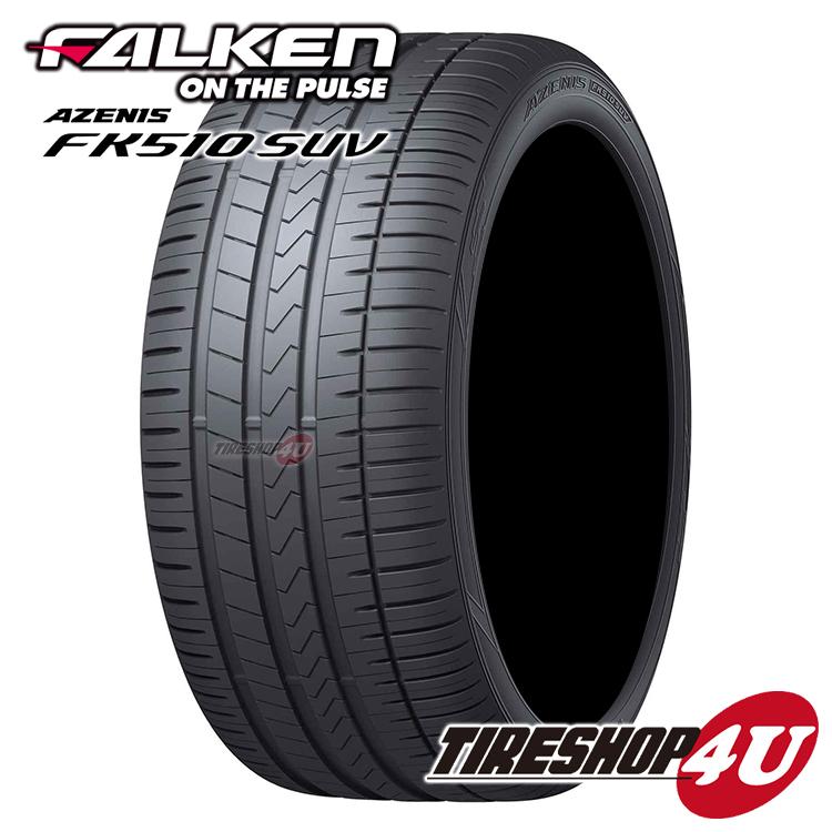 送料無料 FALKEN AZENIS FK510 SUV 315/35R20 ファルケン アゼニス 新品 タイヤ 1本価格 サマータイヤ ラジアルタイヤ 315/35-20
