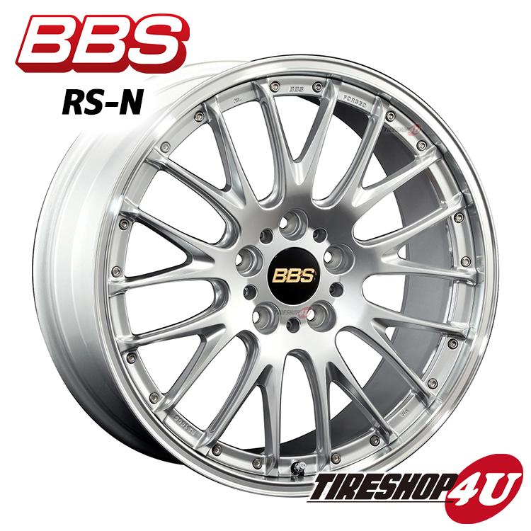ホイール単品BBS RS-N RS1007 20インチ 20×11.0J 5/130 ET65 DS-SLD DB-SLD