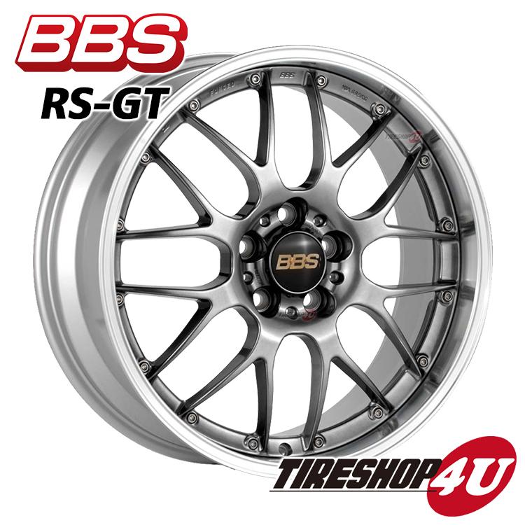 ホイール単品BBS RS-GT RS-GT983 20インチ 20×8.5J 5/114.3 ET43 DSK-P DBK-P レクサス GS レクサス IS-F セルシオ
