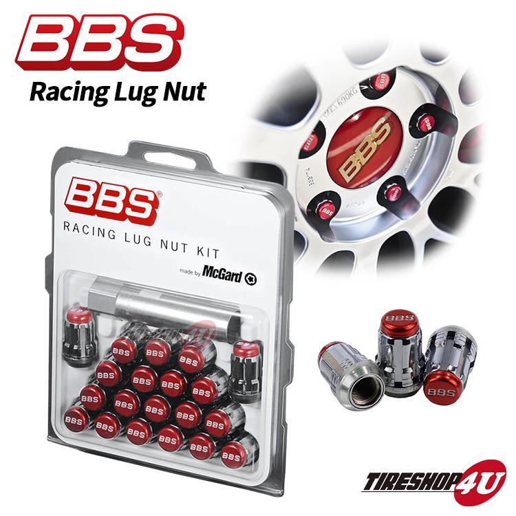 レーシングラグナット レッド M12xP1.5 M12xP1.25 BBS ビービーエス 正規品 特価キャンペーン M12 専門店 P1.5 P1.25 LGM125R Red レーシングナット LGM15R Racing McGard ホイールナット Lug Nut マックガード社製