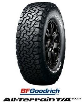 BFGoodrich グットリッチ All-Terrain T/A KO2 LT215/70R16 BFグッドリッチ オールテレーン AT ホワイトレター(タイヤ単品1本価格)