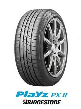 【取付対象】BRIDGESTONE Playz PXII 175/65R15 84H ブリヂストン プレイズ PX2(タイヤ単品1本価格)