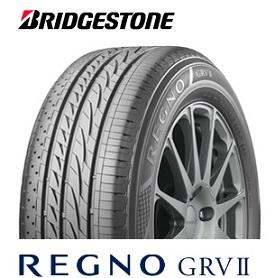 【取付対象】ブリヂストン レグノ BRIDGESTONE REGNO GRVII 195/65R15 91H  GRV2 ノア/ヴォクシー/セレナなど(タイヤ単品1本価格)
