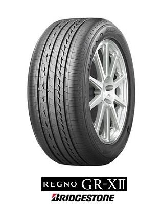 【取付対象】ブリヂストン レグノ BRIDGESTONE REGNO GR-XII 225/45R17 91W  ジーアール クロスツー(タイヤ単品1本価格)
