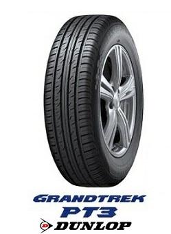DUNLOP ダンロップ GRANDTREK PT3 215/70R15 98H グラントレックPT3(タイヤ単品1本価格)