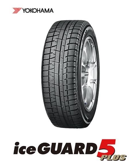 【取付対象】ヨコハマ スタッドレスタイヤ YOKOHAMA iceGUARD 5 PLUS IG50PLUS 175/60R16 82Q アイスガードファイブプラス(タイヤ単品1本価格)