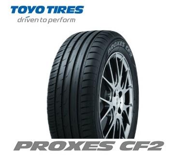 【取付対象】トーヨー プロクセス TOYO PROXES CF2 205/45R16 83H(タイヤ単品1本価格)