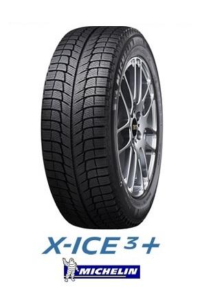 【取付対象】【在庫処分 2018年製】ミシュラン スタッドレスタイヤ  X-ICE3+ 215/65R16 102T XL エックスアイス スリープラス MICHELIN(タイヤ単品1本価格)