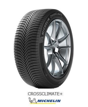 【取付対象】MICHELIN 215/60R16 99V XL CROSSCLIMATE+ ミシュラン クロスクライメートプラス(タイヤ単品1本価格)