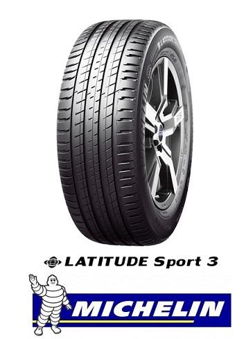 ミシュラン ラティチュード LATITUDE Sport 275/45R19 108YXL N0 MICHELIN(タイヤ単品1本価格)