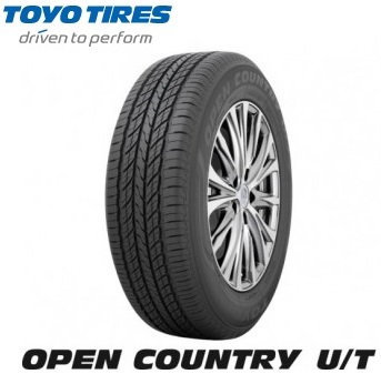 TOYO OPEN COUNTRY U/T 225/55R19 99V トーヨー オープンカントリー(タイヤ単品1本価格)
