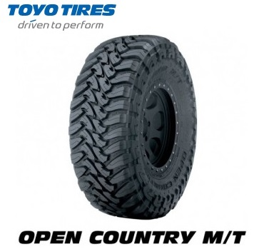 TOYO OPEN COUNTRY M/T 255/85R16 123P LT トーヨー オープンカントリー(タイヤ単品1本価格)