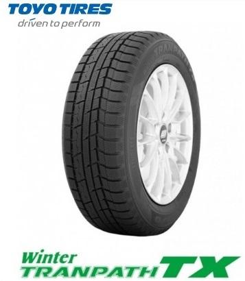 トーヨー スタッドレスタイヤ TOYO WINTER TRANPATH TX 215/60R16 95Q ウインタートランパス SUV/ミニバン(タイヤ単品1本価格)