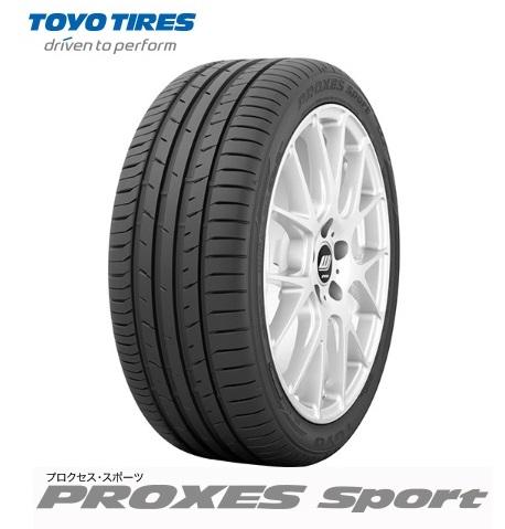 【取付対象】トーヨー プロクセス TOYO PROXES Sport 215/55R17 101Y XL(タイヤ単品1本価格)