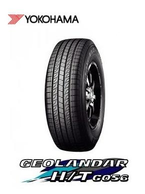 【取付対象】YOKOHAMA ヨコハマ GEOLANDAR H/T G056 275/65R17 112H ジオランダー(タイヤ単品1本価格)