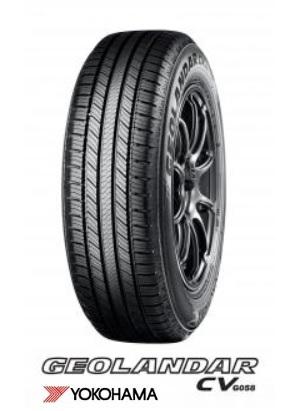 【取付対象】YOKOHAMA GEOLANDAR SUV G058 245/60R18 105H ヨコハマ ジオランダー (タイヤ単品1本価格)