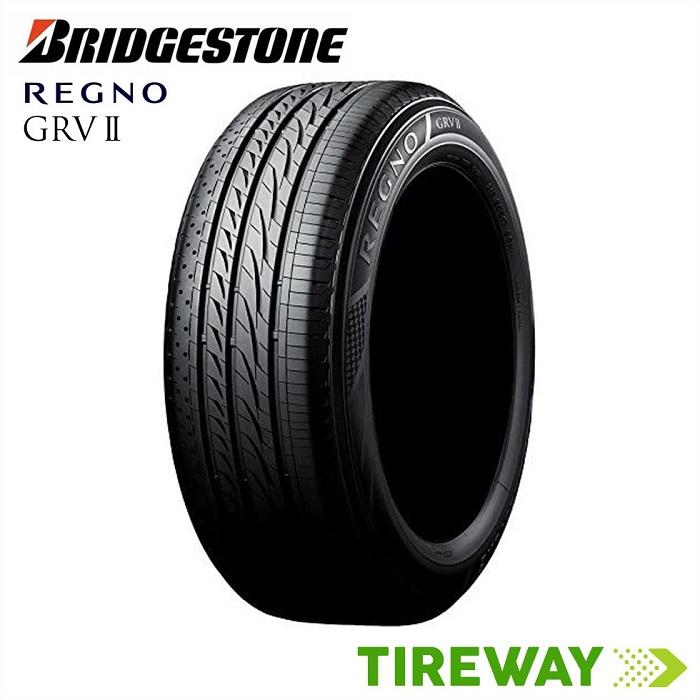 送料無料 1着でも送料無料 新品1本 新品タイヤがいつでも安い タイヤウェイ タイヤ交換可能 1本 サマータイヤ REGNO レグノ ブリヂストン XL 50R18 誕生日プレゼント GRV2 GRVII 235 101V
