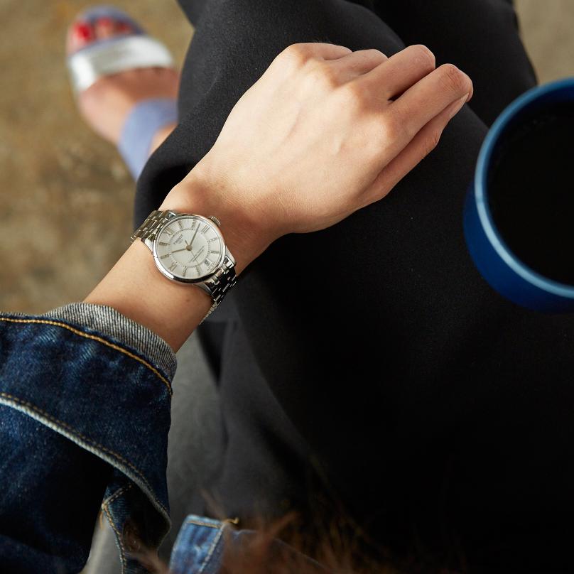 a1d419e4e6 100%本物 TISSOT 腕時計 ティソ 公式 レディース シュマン・デ ...
