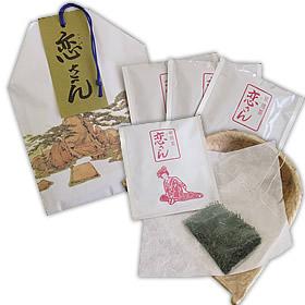 煎茶ティーバッグ 店舗 恋さん 送料0円