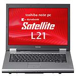 TOSHIBA东芝PSL2122CW9R1N dynabook Satellite L21 220C/W A4笔记本电脑