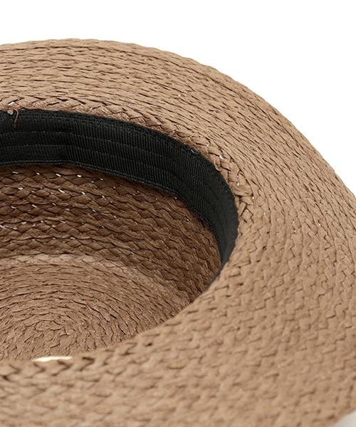【SALE】 カンカン帽 帽子 麦わら帽子 ストローハット かわいい レディース 春 春夏 夏 エスニック アジアン ネイティブ チチカカ公式 TITICACA / ロープカンカン帽 zhscbc7092