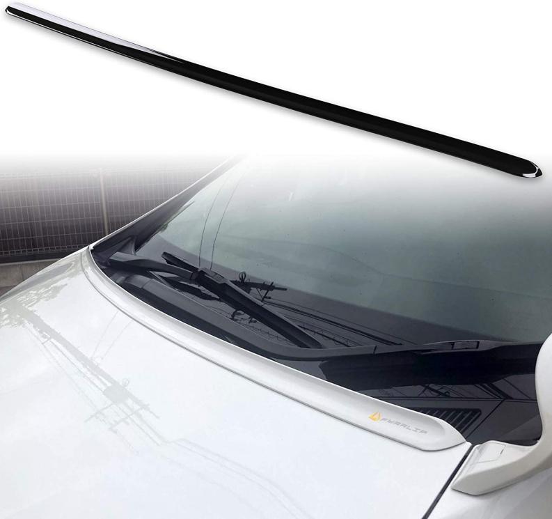 品質に拘り 抜群のコストパフォーマンスを持つボンネットスポイラーです FYRALIP Y2 虫よけ ボンネットスポイラー 純正色塗装済 トヨタ用 超激得SALE パーツ 3代目 アルファード モデル用 両面テープ取付 新商品!新型 エアロ 外装