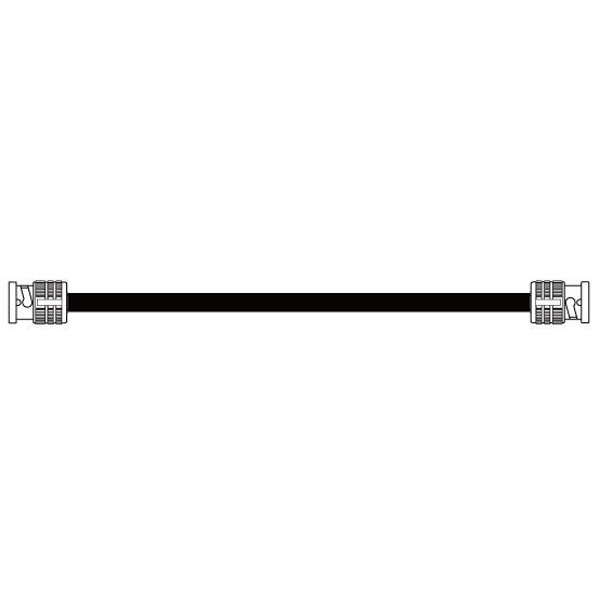 BELDEN 75オーム ハイパフォーマンスBNCケーブル BNC-1505F-20 (20m)