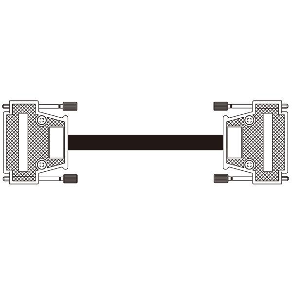 BELDEN DAC-46266 AES/EBUデジタルオーディオD-subケーブル(Dsub25オス-Dsub25オス) 7m