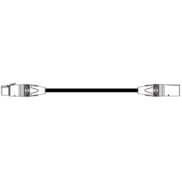 BELDEN DMX-1696A-3 DMXケーブル(XLR3ピンメス-XLR3ピンオス) 50m