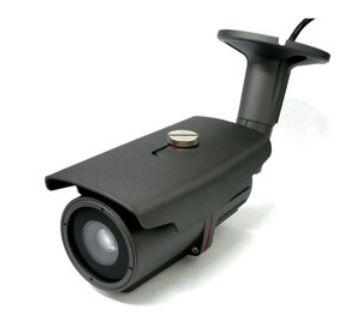 屋外設置対応 超高感度カラー監視カメラ WM-3165