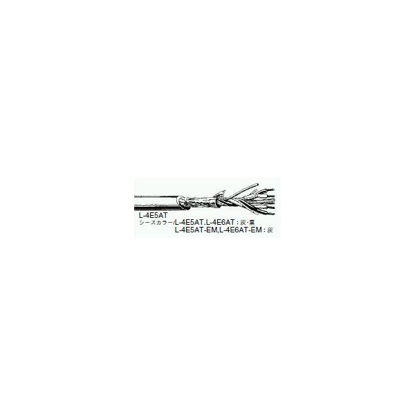 カナレ CANARE L-4E6AT 電磁シールドマイクケーブル(6.2mm) 100m