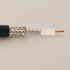 カナレ CANARE LS-5CFB 75Ω同軸ケーブル(単線/7.7mm) 100m 黒