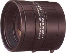 CCTVレンズ フジノン(FUJINON) 5メガピクセル対応レンズ(Cマウントレンズ) HF35SA-1