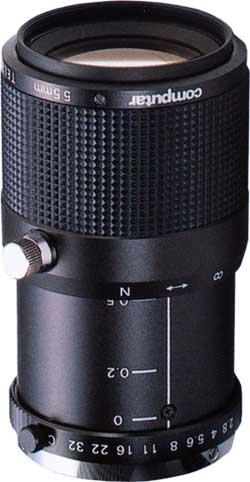 CBC(computar) テレセントリック・レンズ Cマウントレンズ :TEC-M55