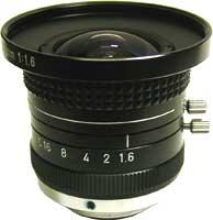 CCTVレンズ SPACECOM(スペース) Cマウント単焦点レンズ(1/2