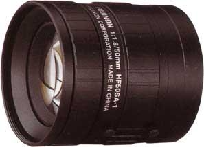 CCTVレンズ フジノン(FUJINON)メガピクセル・C-mount レンズ HF50SA-1