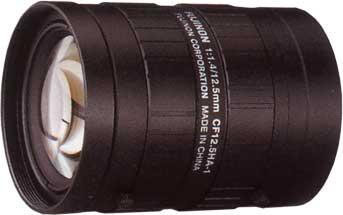 CCTVレンズ フジノン(FUJINON)メガピクセル・C-mount レンズ CF12.5HA-1