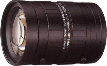 CCTVレンズ フジノン(FUJINON)メガピクセル・C-mount レンズ CF16HA-1