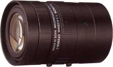 CCTVレンズ フジノン(FUJINON)メガピクセル・C-mount レンズ CF25HA-1