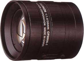 CCTVレンズ フジノン(FUJINON)メガピクセル・C-mount レンズ CF50HA-1