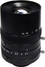 CCTVレンズ SPACECOM(スペース) Cマウント・レンズ JHF16M-5MP