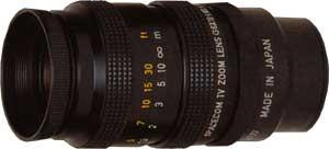 SPACECOM(スペース)CCTV交換レンズ Cマウント・レンズ G6X16-1.9Macro