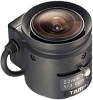 CCTVレンズ TAMRON (タムロン) CSマウント・レンズ 13FG22IR