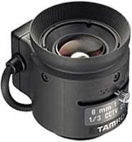 CCTVレンズ TAMRON(タムロン)単焦点CSマウントレンズ 近赤外域対応(IR) 13FG08IR