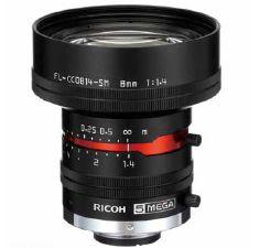 CCTVレンズ RICOH(リコー) FL-CC0814-5M交換レンズ Cマウント・レンズ PENTAX(ペンタックス) 旧型番(C814-5M)