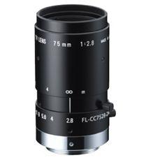 CCTVレンズ RICOH(リコー) FL-CC7528-2M・1.5メガピクセルCマウントレンズ:PENTAX(ペンタックス) 旧型番(C7528-M)